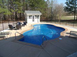 Bill Nordstrom pool patio