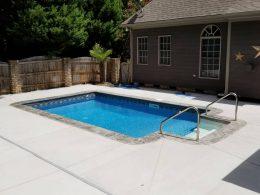 Chetan Shankar pool patio