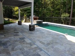 Greg Perfetti pool patio