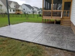 Large Ashlar with Boulder integral and medium grey release