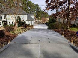 cary driveway 2