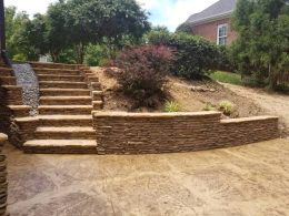hardscape stairs 2