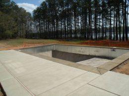 lake wheeler pool