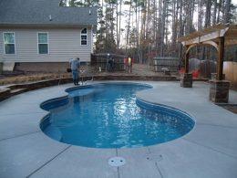 new pool 8