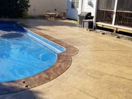 stamped pool patio 2